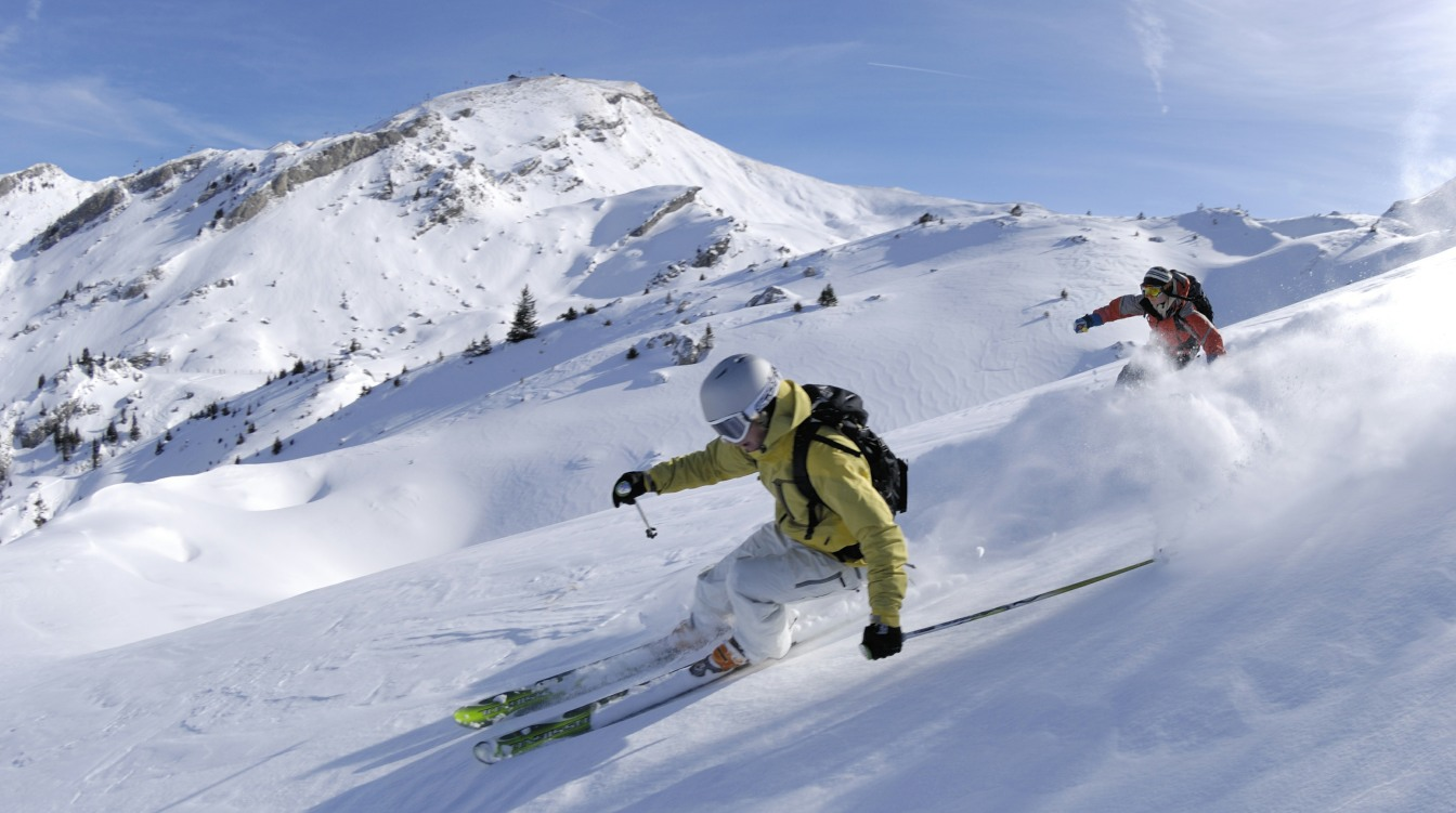 Salt Lake City launches campaign to lure skiers