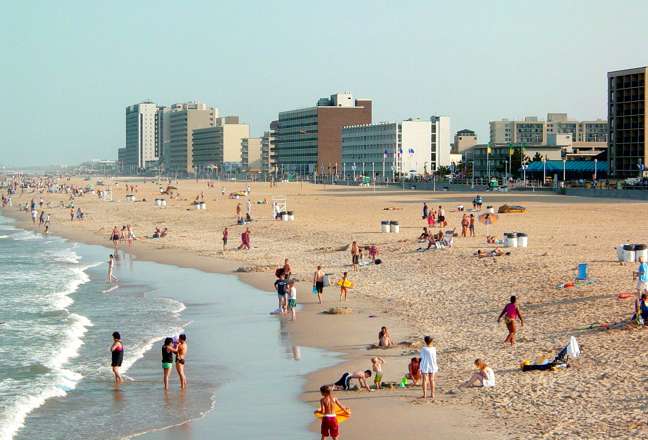 Northam: Virginia Beach beaches can open for Memorial Day weekend