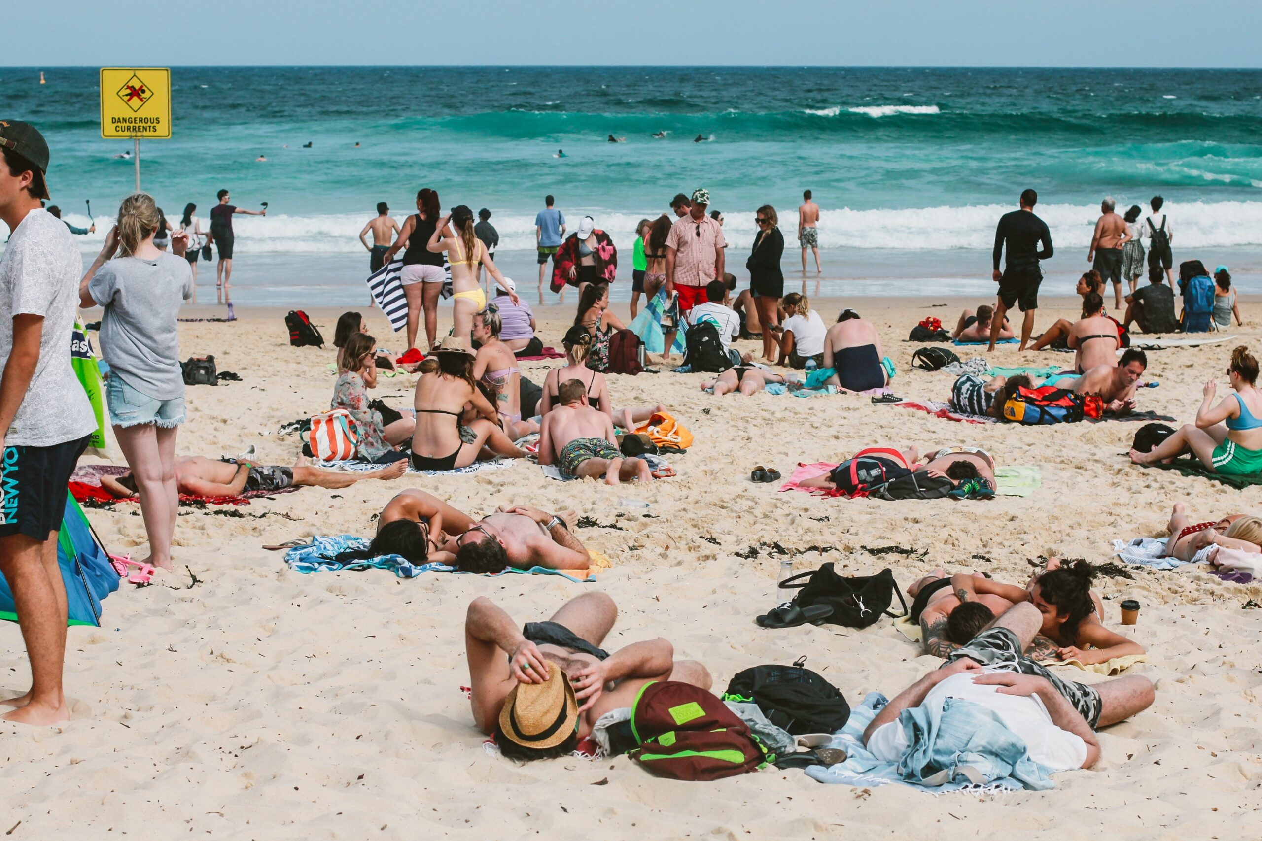 Contested spaces: we shall fight on the beaches…