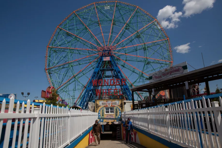 Coney Island Businesses Plead for a Lifesaver to Survive Extended Shutdown