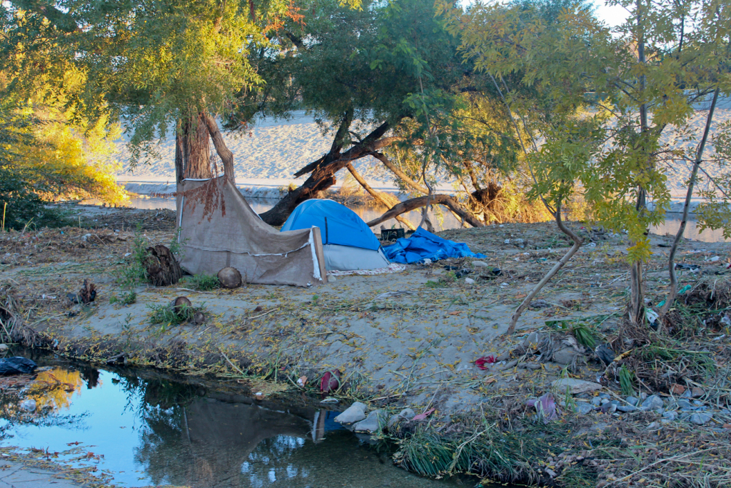 Fecal Bacteria In California's Waterways Increases With Homeless Crisis